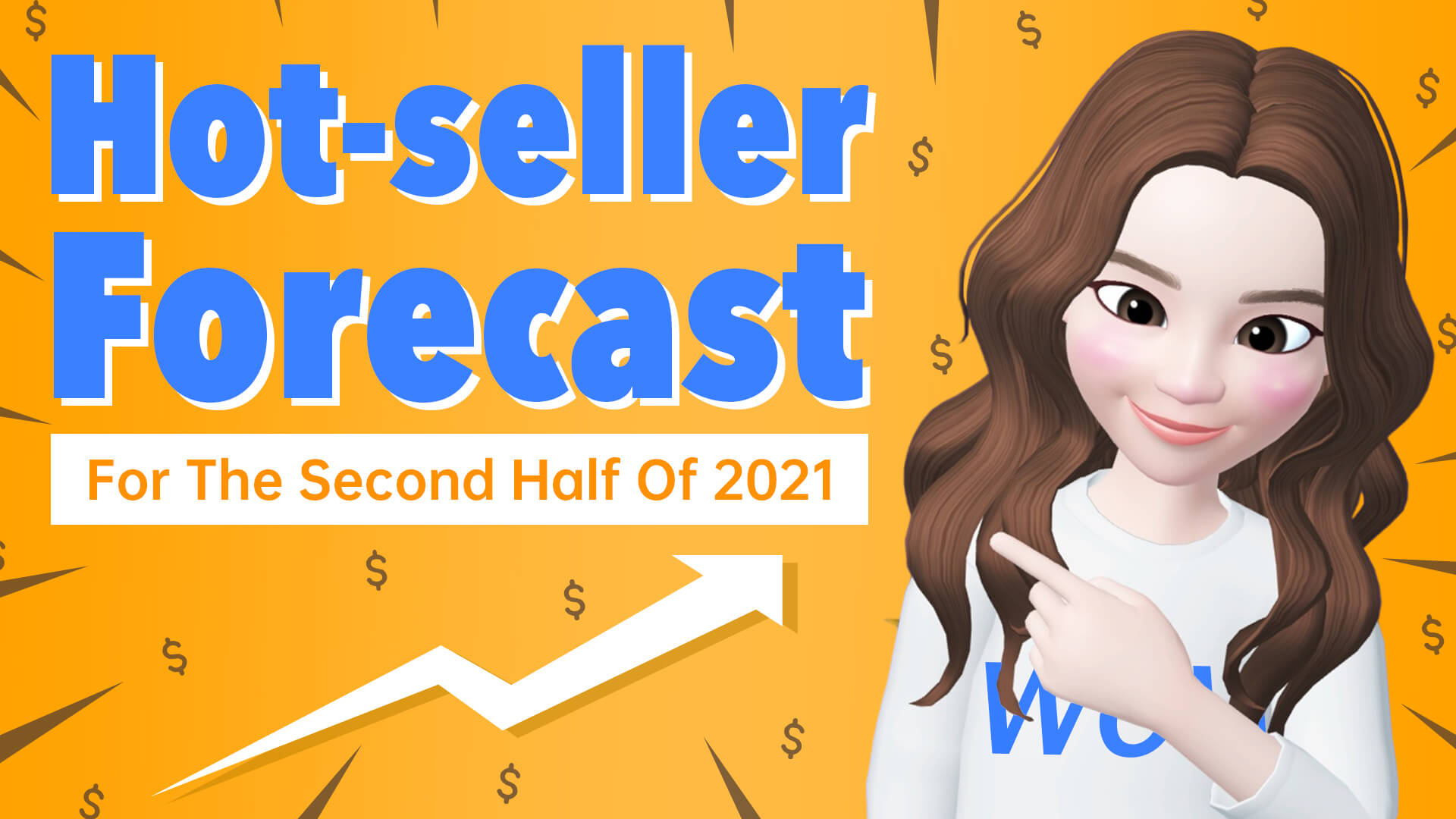2021 Mid-Year Report: Sales Analysis, Trends & Hot Seller Predictions